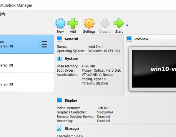 Risultati immagini per VirtualBox