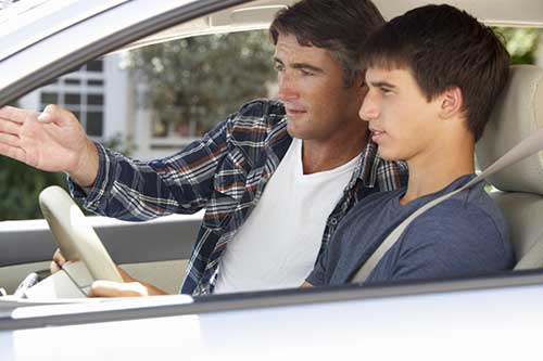 How Texas parent taught drivers ed works
