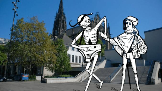 AR Dance Macabre Game