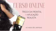 Curso online TROCA DE FRONTAL & APLICAÇÃO REALISTA DE LACE: sua lace nunca mais será a mesma!