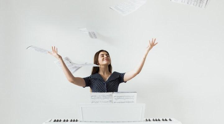 Curso Poder das teclas: desenvolva seu talento no teclado!