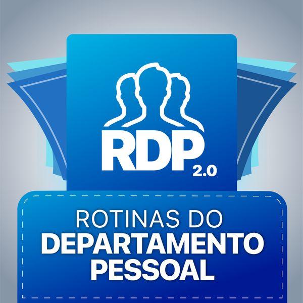 Curso RDP 2.0 | ROTINAS DO DEPARTAMENTO PESSOAL + eSocial