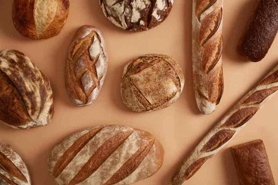 tribo do pão