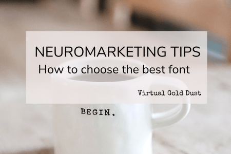 choose font neuromarketing best fonts