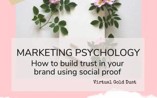 social proof marketing psychology