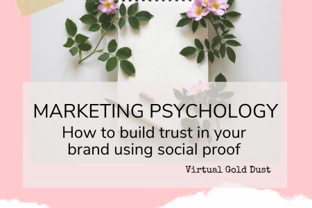 social proof marketing psychology