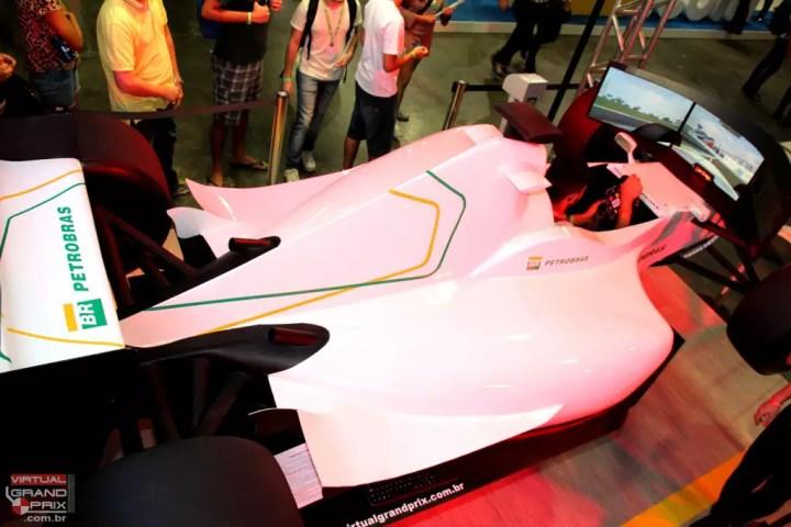 F1 Simulator Campus Party