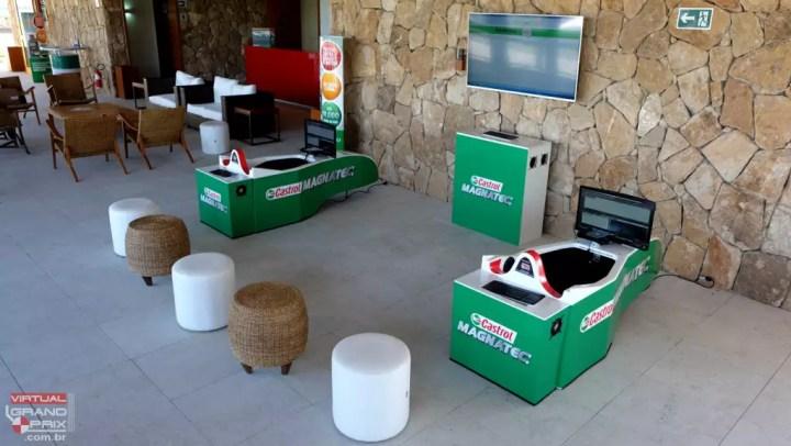 Simuladores F1 - Autodromo Velocitta