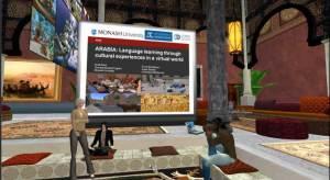 Arabia presentation video picture