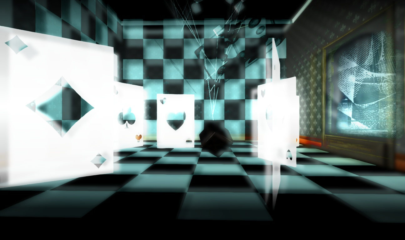 """Giovanna Cerise guest at """"Solo Arte"""" with """"Allegories"""", art installation in Second Life®"""