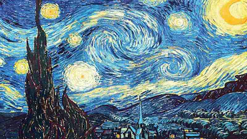 "WATCH: Van Gogh's ""Starry Night"" Recreated in SL in This Machinima Classic"