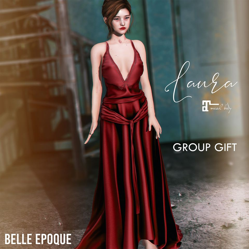 Belle Epoque group gift for TeleportHub