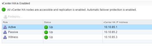 vcsa65_ha16如何配置VMware VCSA 6.5 HA