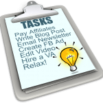 While it is impossible to list everything, click here to learn some of the more common tasks that VAs can handle for you and your business.