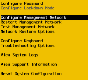14 Configure Management Network