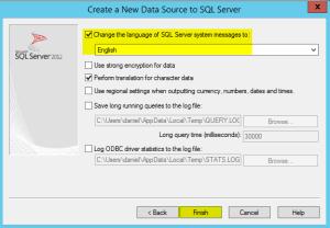 15 ODBC SQL Language