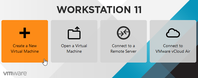 6 VMware Workstation - Create a New Virtual Machine