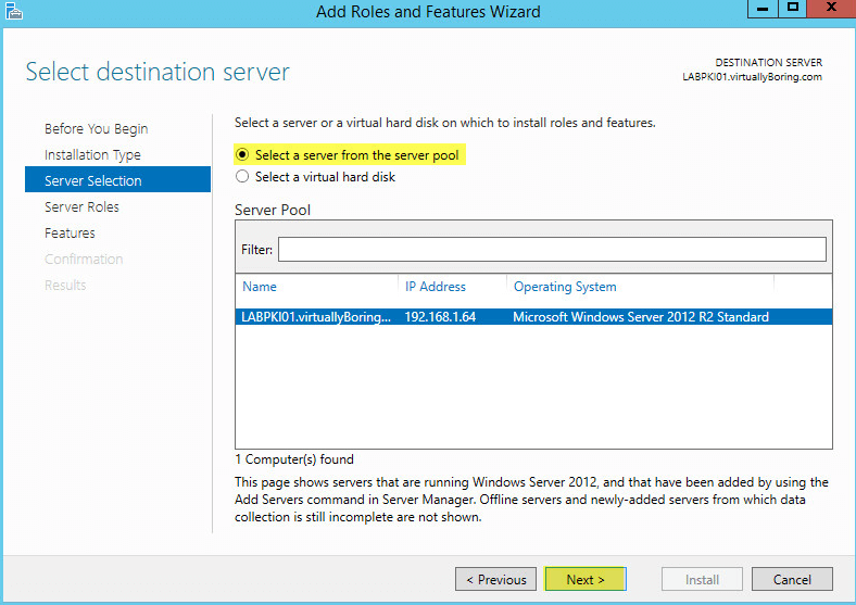 How To Setup Microsoft Active Directory Certificate Services Ad Cs