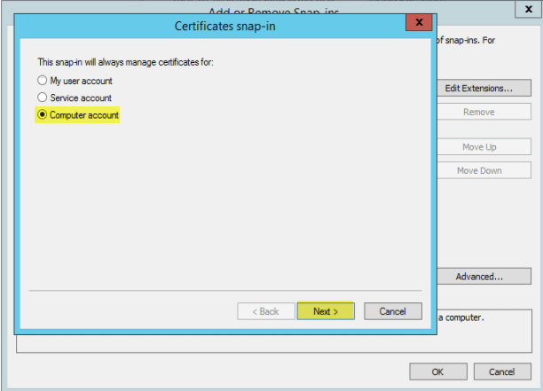 VMware Horizon View 7: Apply SSL Certificates [Part 2] - VirtuallyBoring