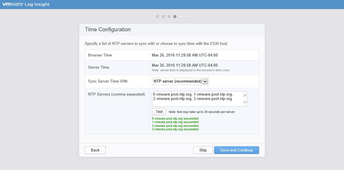 Deploying VMware vRealize Log Insight - VirtuallyBoring