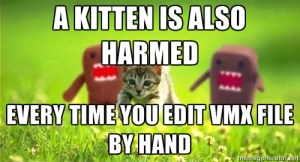 kitten-is-harm-when-editing-vmx-by-hand