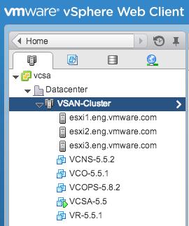 Quick Tip – Steps to shutdown/startup VSAN Cluster w/vCenter running
