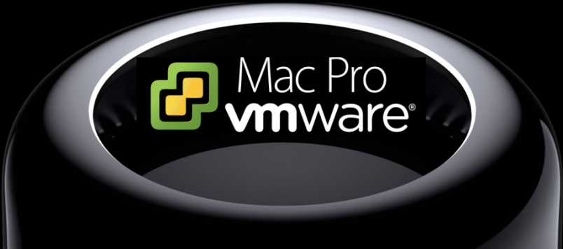 Apple Mac Pro 6,1 (black) officially supported on ESXi 5 5 Update 2