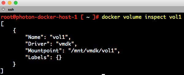 Getting Started with Tech Preview of Docker Volume Driver