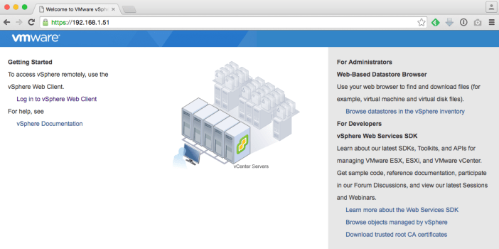 disable-vcenter-server-landing-splash-page-2