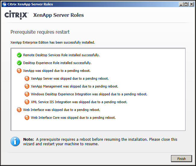 install and configure citrix xenapp 6 5 virtually impossible