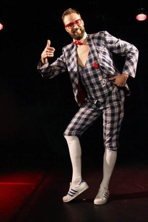 Mister MARVELLOUS au 2e Magic Fingers - Photo de Claude ABACUS