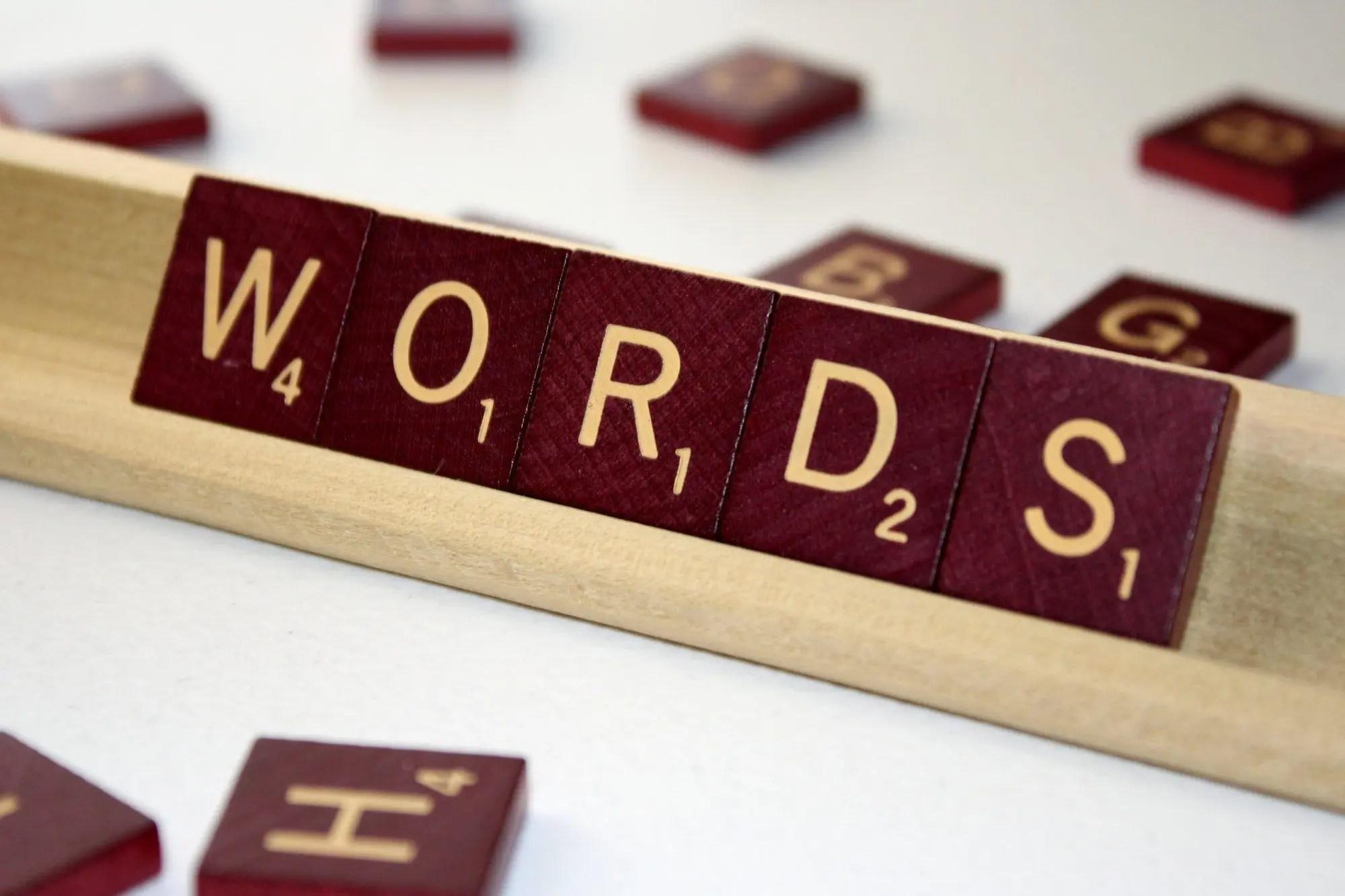 word count of RAP