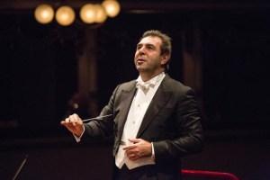 Daniele Gatti e l'Orchestra di Santa Cecilia alla Scala