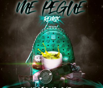 Kael Bad Boy Ft. Bling Mike X The One-Me Pegue(Remix)