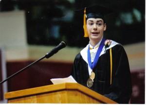 Valedictorian Speech, Huntington North High School, 2001