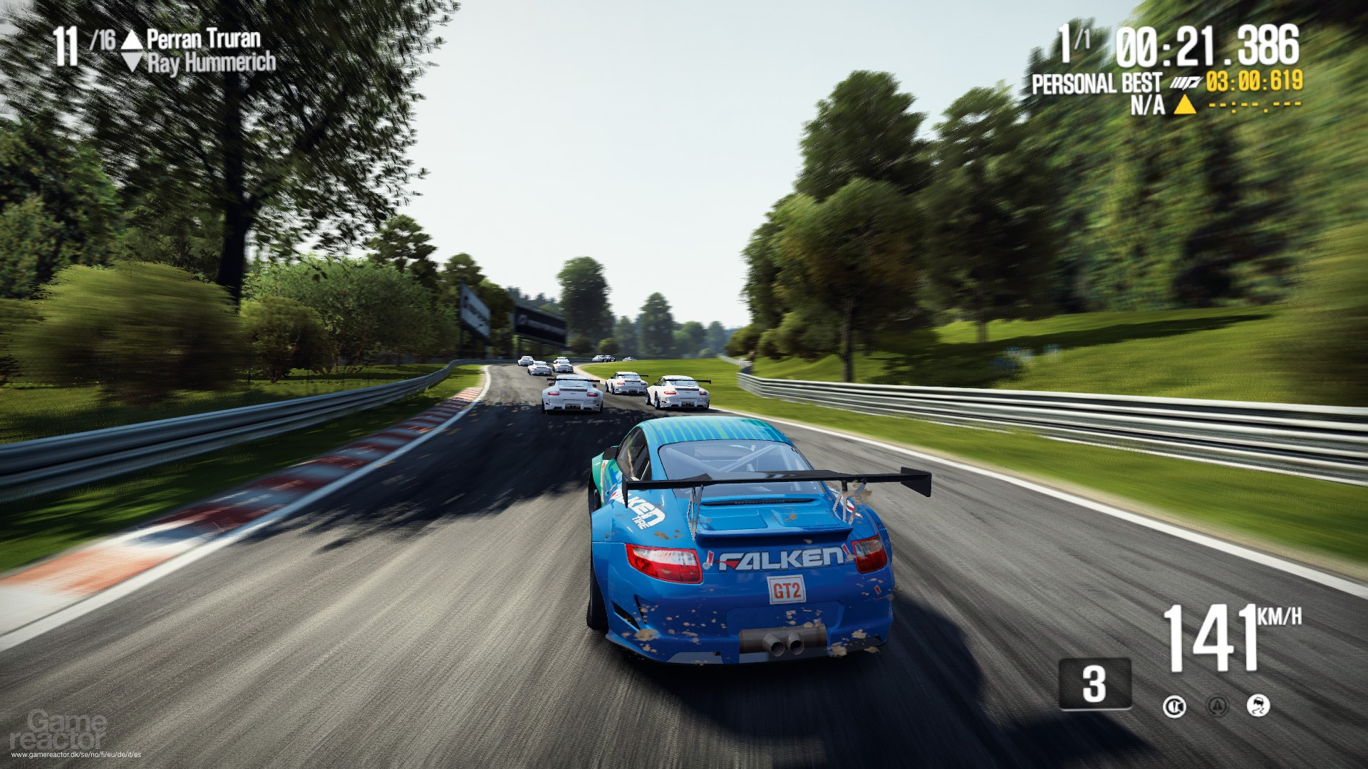 Need For Speed Shift 2 High Resolution Gameplay Previews