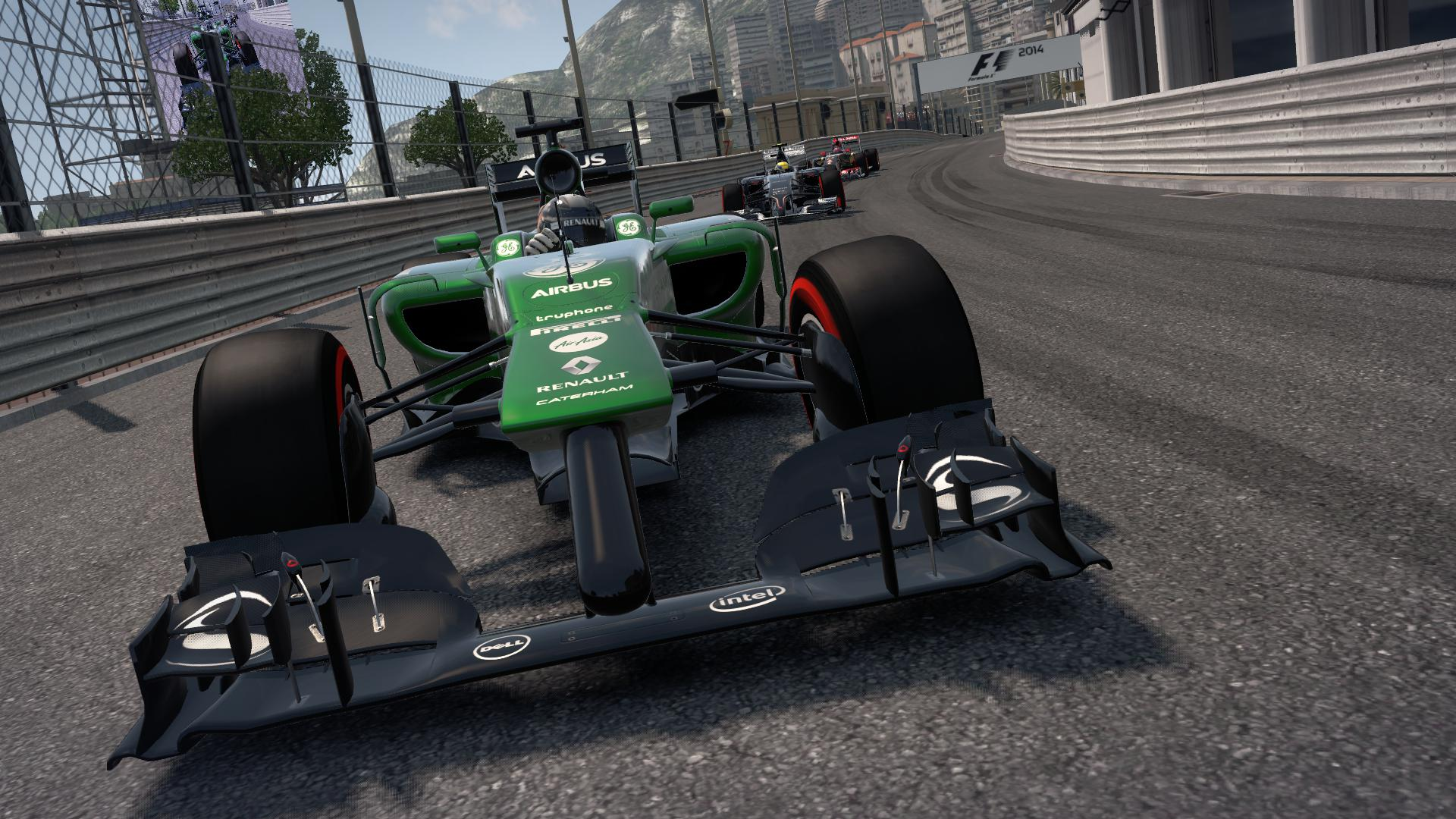 F1 2014 Supported Wheel List Revealed 100 Independent Sim Racing News