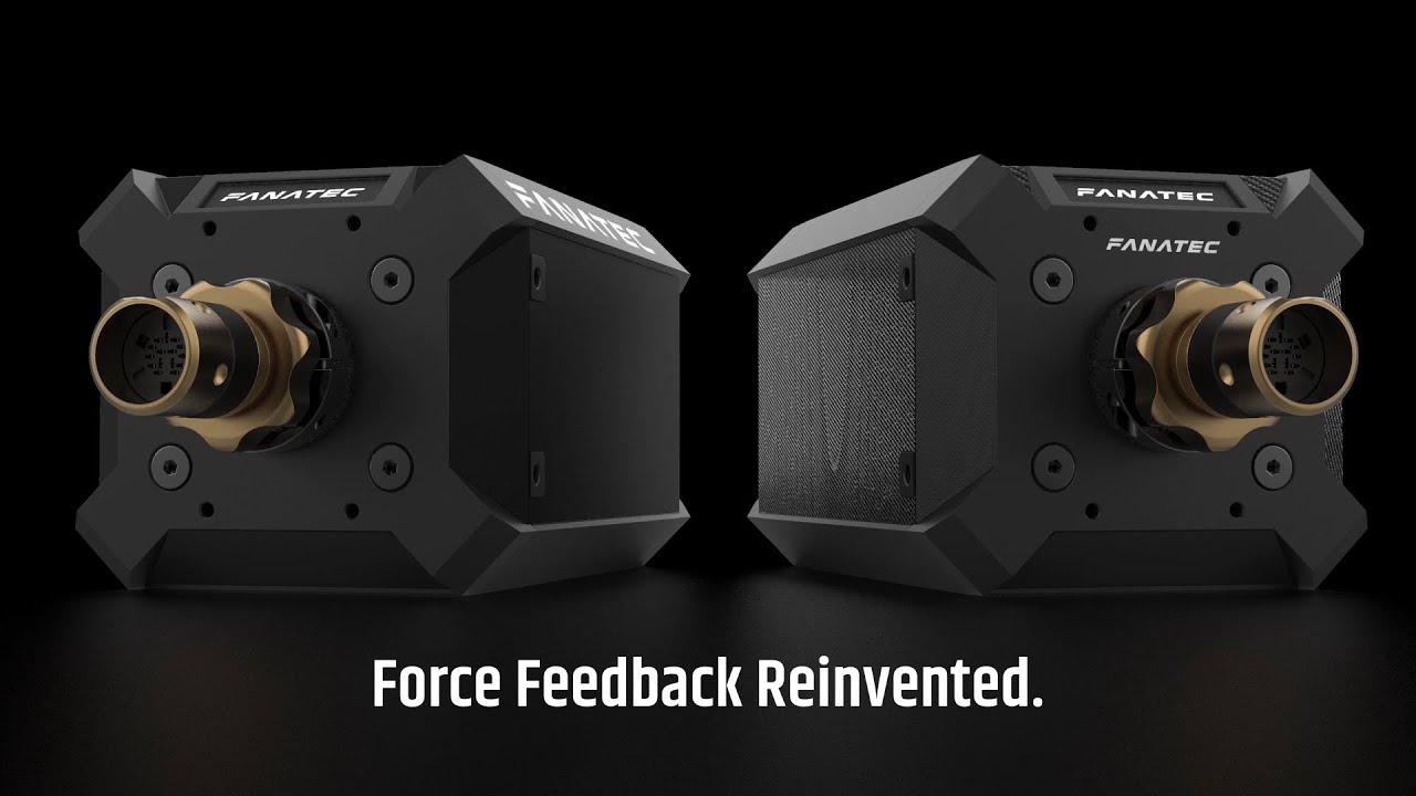 Fanatec Unveils Podium Series Direct Drive Wheel Bases Virtualr Net 100 Independent Sim