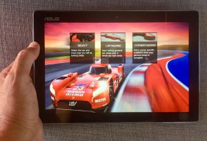 Virtual Race Car Engineer for your Android tablet
