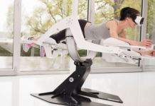 Omni Directional treadmill