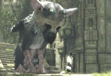 The last Guardian xbox one