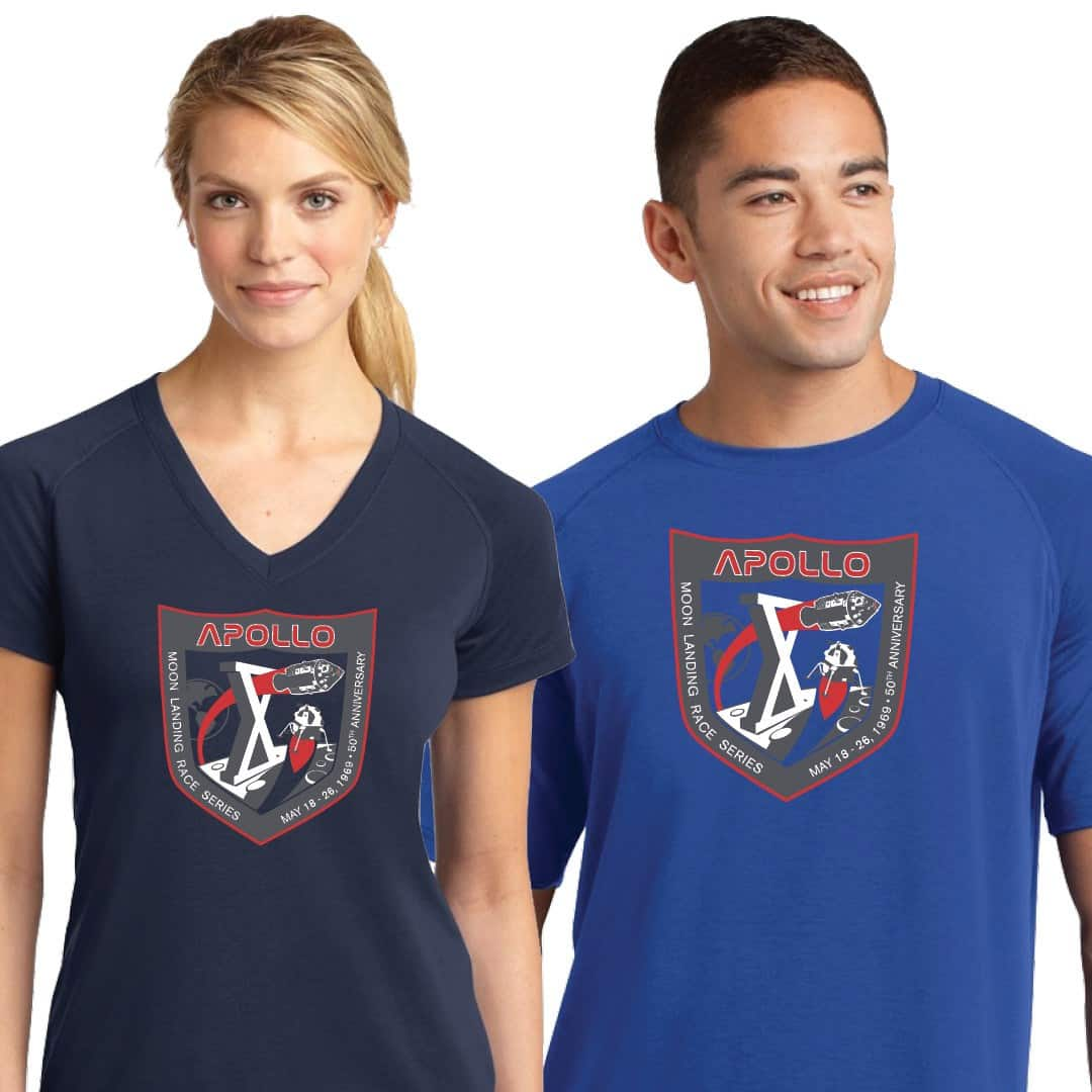 Apollo 10 Virtual Race Shirt