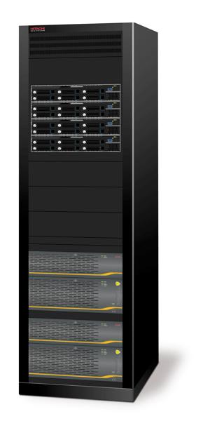 Hitachi HCP hardware platform