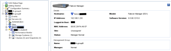 FOM is back into the cluster