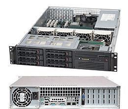 SuperMicro SC822T-400LP