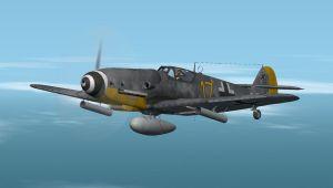 Bf 109G-6