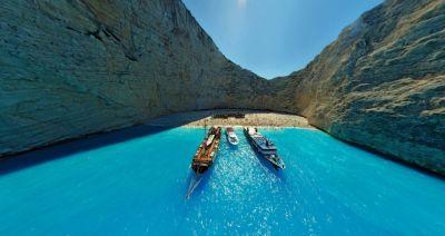 Shipwreck (Navagio) Beach - Volimes Zakynthos Zante