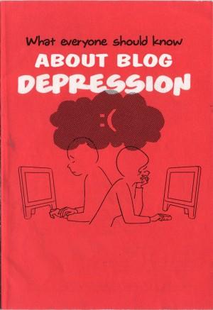 Blog Depression Pamphlet Titel