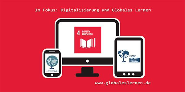Detail Postkarte: Digitalisierung und Globales Lernen. Urheber_innen: WUS World University Service, 2019, https://www.wusgermany.de/de/wus-service/wus-publikationen/postkarte-digitalisierung-und-globales-lernen-0