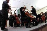 Orquestra Jovem de PE e Leonardo Altino (Foto - Flora Pimentel)